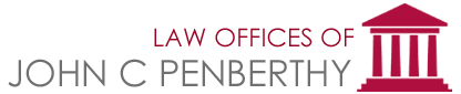 Law offices of John C Penberthy